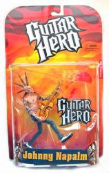 Guitar Hero: Johnny Napalm action figure (McFarlane/2007)
