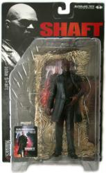 Movie Maniacs 3 [Shaft] John Shaft action figure (McFarlane/2000)
