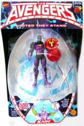 The Avengers [United They Stand] Kang action figure (ToyBiz/1999)