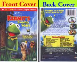 Kermit's Swamp Years DVD (The Muppets) 2002, Brand New