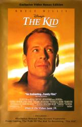 The Kid: Special Edition movie poster [Bruce Willis] video poster