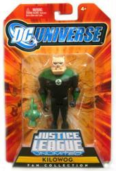 DC Universe [Justice League] Kilowog action figure (Mattel/2008)
