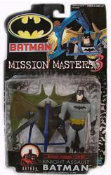 Batman Mission Masters 3: Knight Assault Batman figure (Hasbro/2000)