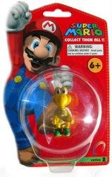 Super Mario [Series 2] Koopa Troopa figurine (Popco/2009) New