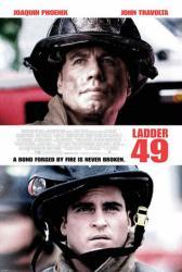 Ladder 49 movie poster [Joaquin Phoenix, John Travolta] 27x40