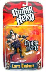 Guitar Hero: Lars Umlaut action figure (McFarlane/2007) New