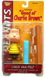 Peanuts Good Ol' Charlie Brown: Linus Van Pelt figure [yellow/frown]