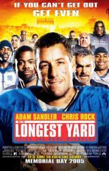 The Longest Yard movie poster [Adam Sandler/Chris Rock/Burt Reynolds]