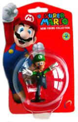Super Mario [Series 2] Luigi figurine (Popco/2008) New