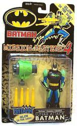Batman [Mission Masters 4] Lunar Attack Batman action figure (Hasbro)