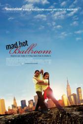 Mad Hot Ballroom movie poster [2005] 27x40 one-sheet