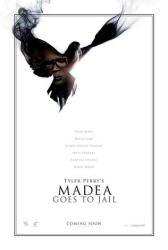 Madea Goes to Jail movie poster [a Tyler Perry film] 27x40 advance