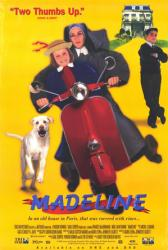 Madeline movie poster [Frances McDormand & Hatty Jones] video version