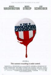 The Manchurian Candidate movie poster (2004) Advance teaser
