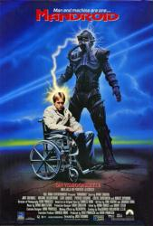 Mandroid movie poster [a Full Moon Entertainment film] 27x40