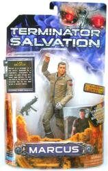 Terminator Salvation: 6'' Marcus action figure (Playmates/2009)