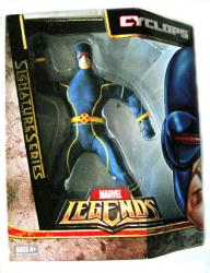 Marvel Legends Signature Series: Cyclops action figure (Hasbro/2006)