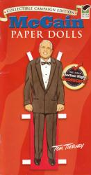 McCain Paper Dolls: Collectible Campaign Edition (2008) John McCain