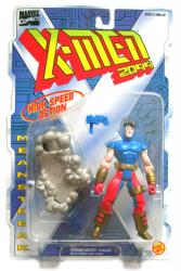 X-Men 2099: Meanstreak action figure (ToyBiz/1995) New