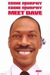 Meet Dave movie poster [Eddie Murphy] advance teaser