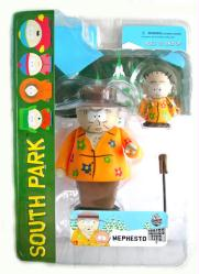 South Park (Series Five) Mephesto action figure (Mezco/2007)