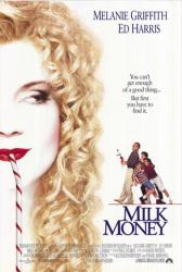 Milk Money movie poster [Melanie Griffith & Ed Harris]