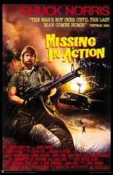Missing In Action movie poster [Chuck Norris] 24'' X 36'' poster
