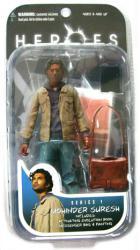 Heroes [Series 1] Mohinder Suresh action figure (Mezco/2007)
