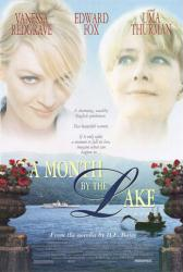 A Month By the Lake movie poster [Uma Thurman & Vanessa Redgrave]
