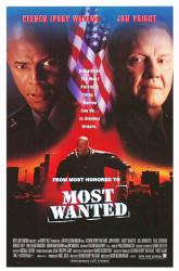 Most Wanted movie poster [Keenan Ivory Wayans & Jon Voight]