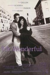 Mr. Wonderful movie poster [Matt Dillon & Annabella Sciorra] video
