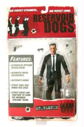 Reservoir Dogs: Mr. Blonde action figure (Mezco/2001) New