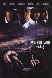 Mulholland Falls movie poster [Nick Nolte & Melanie Griffith]
