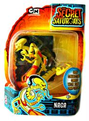 The Secret Saturdays: Naga cryptid figure (Mattel/2009) New