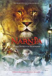 Chronicles of Narnia: The Lion, the Witch & the Wardrobe movie poster