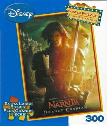 Chronicles of Narnia: Prince Caspian 300 pc. jigsaw puzzle (Mega/2008)