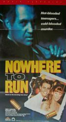 Nowhere to Run movie poster [David Carradine & Jason Priestley] 19x35
