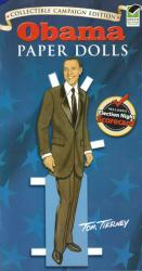 Obama Paper Dolls: Collectible Campaign Edition (2008) Barack Obama