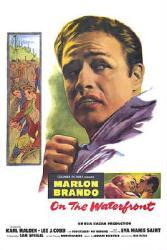 On the Waterfront movie poster [Marlon Brando/Eva Marie Saint] 27 X 40