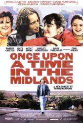 Once Upon a Time in the Midlands movie poster [Robert Carlyle]