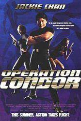 Operation Condor movie poster [Jackie Chan] 27x40
