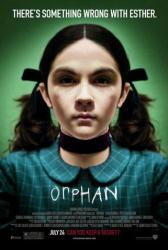 Orphan movie poster (2009) [Isabelle Fuhrman]