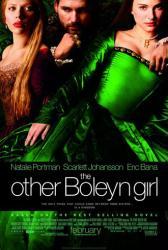 The Other Boleyn Girl poster [Natalie Portman, Scarlett Johansson] NM
