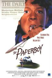 The Paper Boy movie poster [Marc Marut] 1994 horror film