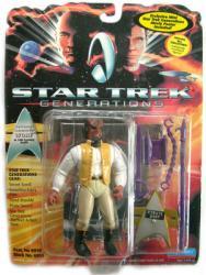 Star Trek Generations: Lt Commander Worf in 19th Century Outfit figure