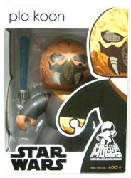 Star Wars [Mighty Muggs] Plo Koon figure (Hasbro/2008)
