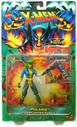 X-Men Flashback Series: Polaris action figure (ToyBiz/1996) VG