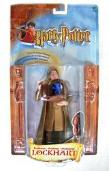 Harry Potter: Professor Lockhart action figure (Mattel/2002)