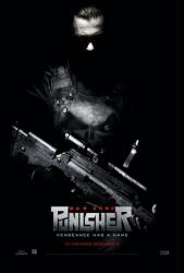 Punisher: War Zone movie poster [Ray Stevenson] 2008