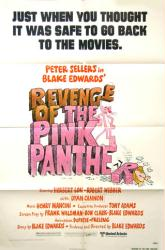 Revenge of the Pink Panther movie poster (1978) original 27x41
